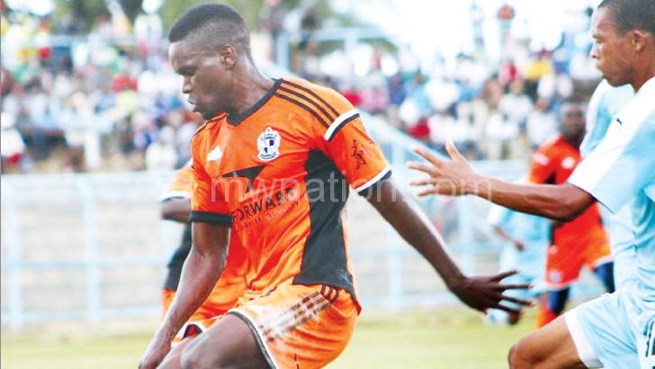 Wadabwa (L) had no mercy punishing his former club
