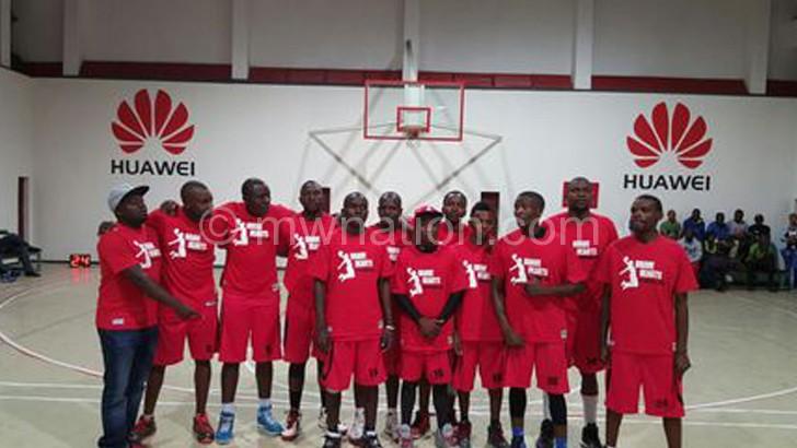 Brave Hearts earn praises in Zambia