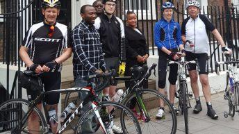 British boy cycles 125km for Malawi school