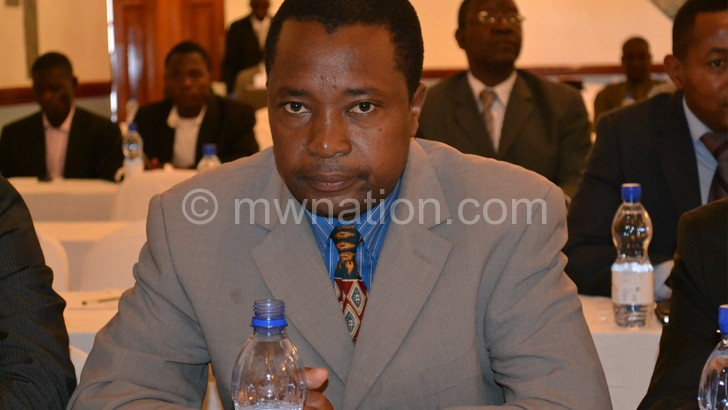 Instructed the embassies: Kabambe