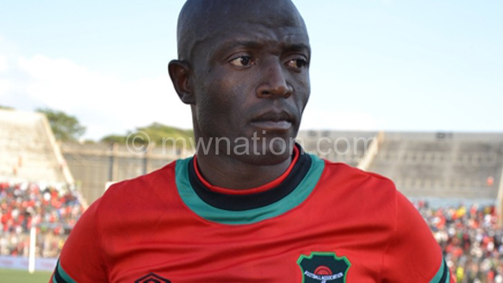 Kanyenda offered contract extension