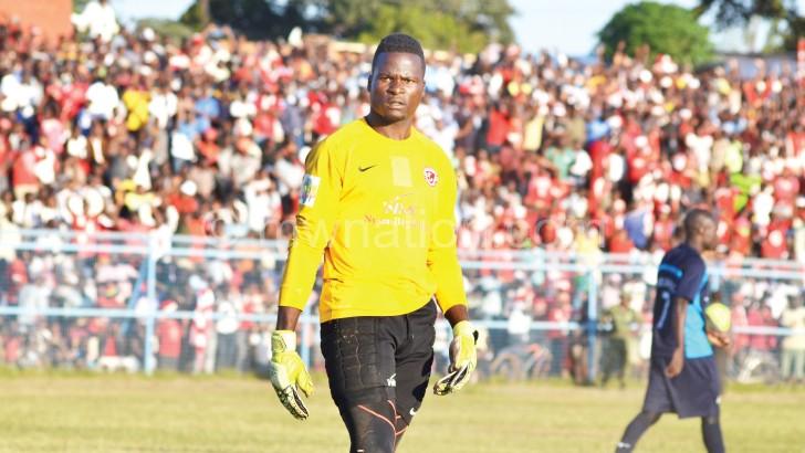 Has earned a late call-up: Kakhobwe