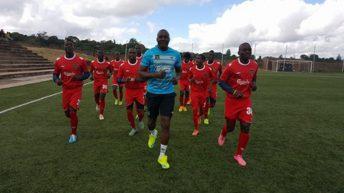 Flames' botswana friendly in limbo