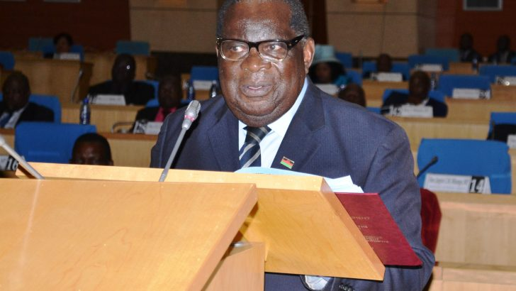 Goodall says fraud to affect budget implementation