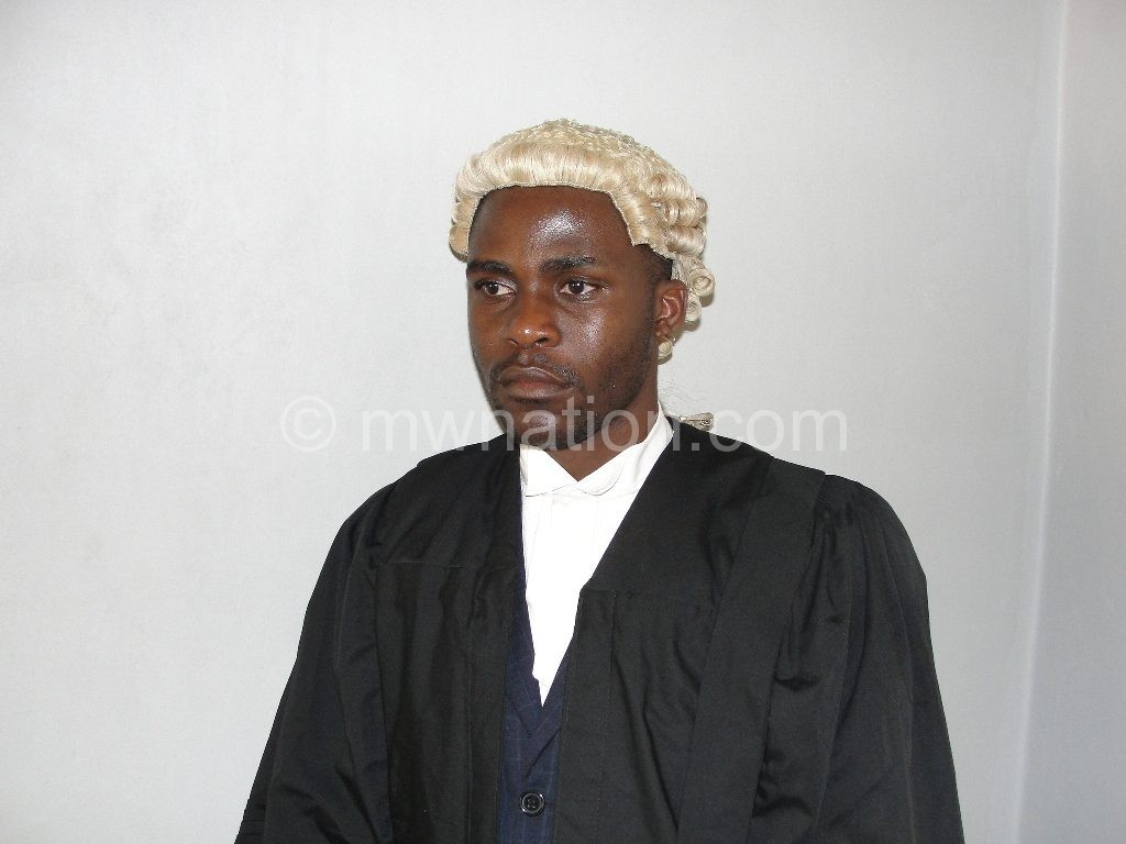 Kadzipatike: We are told the judge is busy