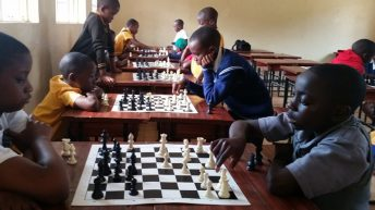 South Chess holds Presidential Youth Championship