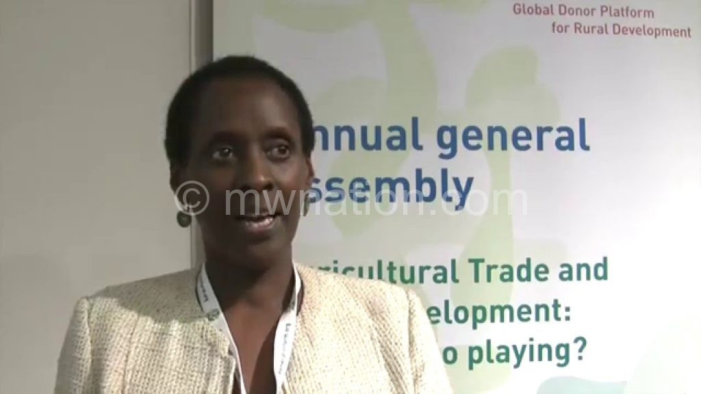 Byanyima:  Our food import is high
