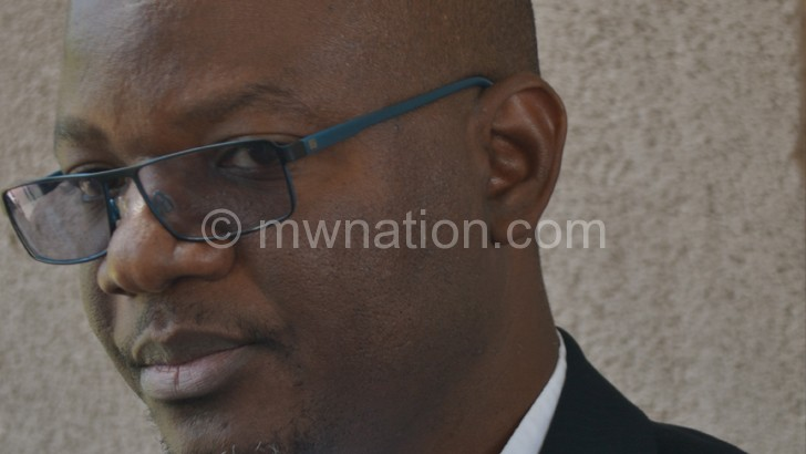 Recused himself: Matemba