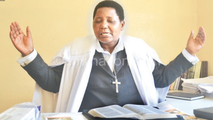 Prayer and singing gave me peace: Mbeta