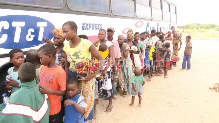 Othawa nkhondo ku Mozambique asamukira ku Neno