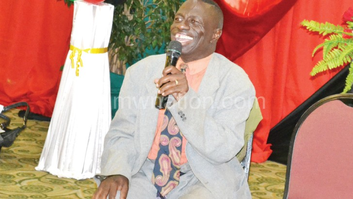 Nyanga was a comedian par excellence