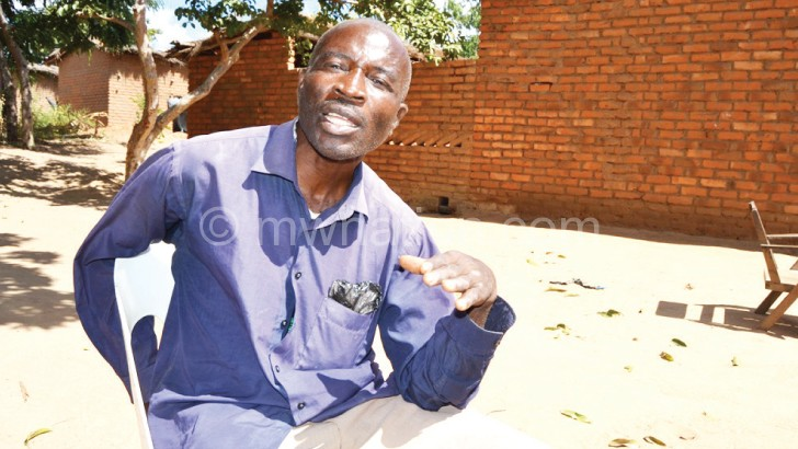 Mwandira: It will worsen situation