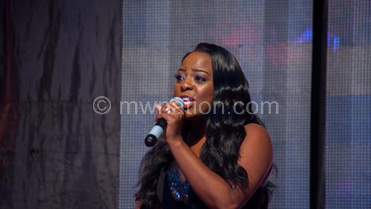 Ruth sings her heart out to a  K10 million prize