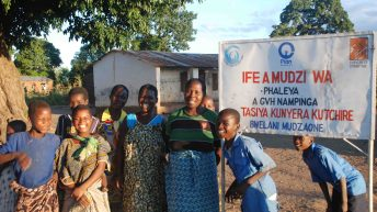 Should Malawians be taught to use toilets?