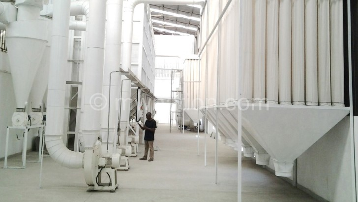 Mtalimanja Sugar Factory in Nkhotakota, which started small but is now big