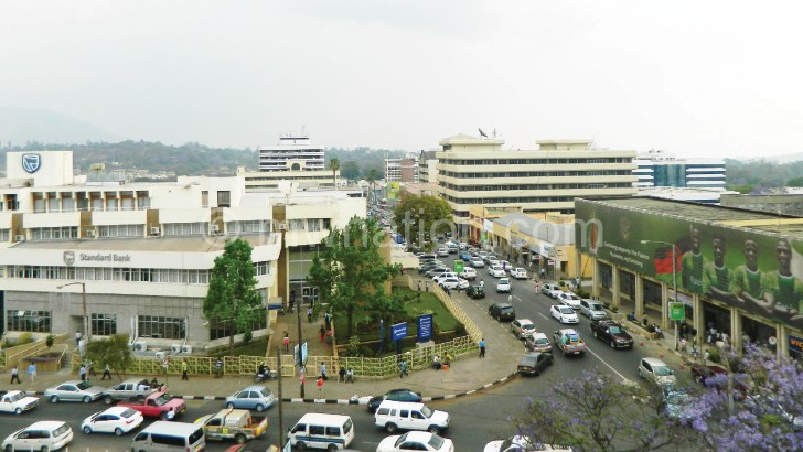 Buildings such as Umoyo House and Unit House in Blantyre Central Business District were built using pension funds