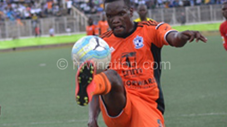 To lead the Nomads' attack: Wadabwa