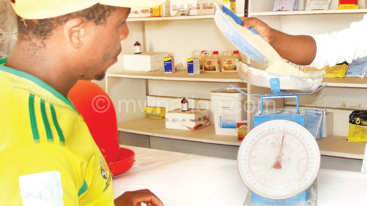 MBS wants weighing scales to be well calibrated