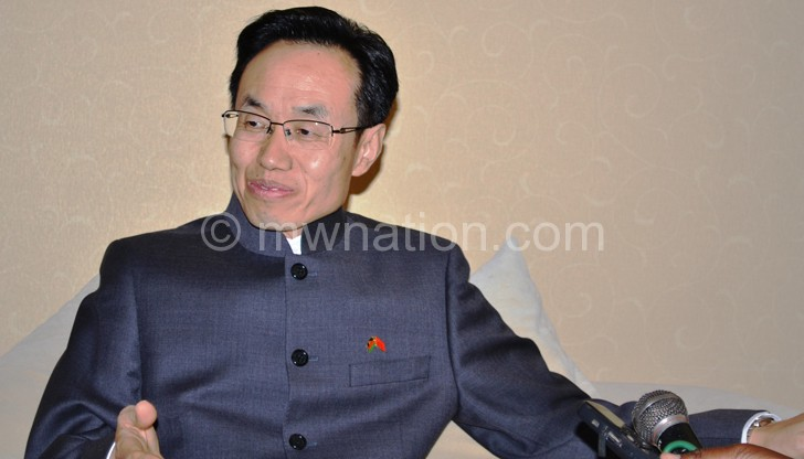 Wang: We value the cultural exchanges