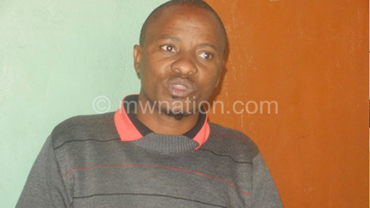 Mwachande: This is  a menace