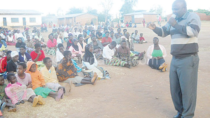 Futu: Evil prevails when good people fail to act