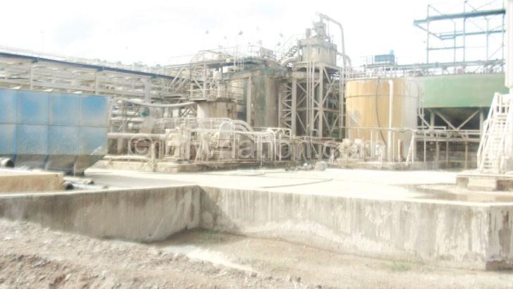 Kayelekera Mine was put on care and maintenance in February 2014