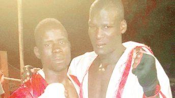 Kudakwache wrestles super welterweight title