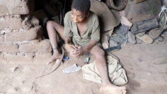 Sad ailments of Ngoleka children