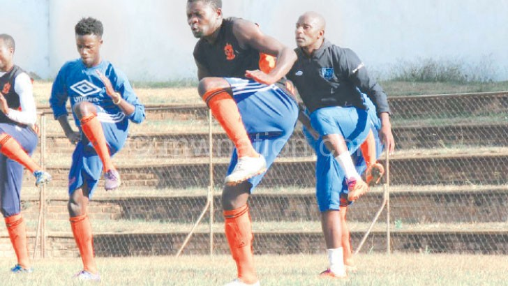 Need their own home ground: Wanderers  train at former Surestream stadium