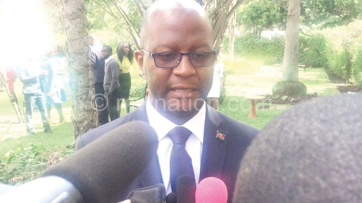 Muluzi: We are diversifying the economy