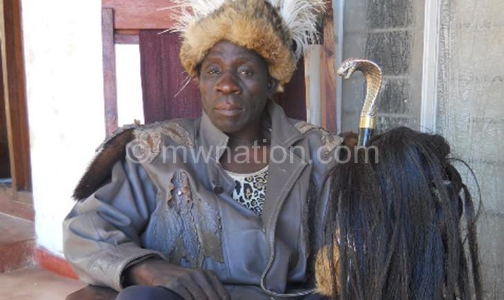Katsonga: We feel oppressed