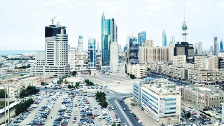 Kuwait City where most Malawian labourgirls were trekking to