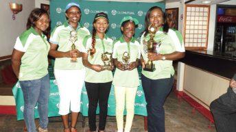 Mbilizi is Blantyre ladies' golf champ