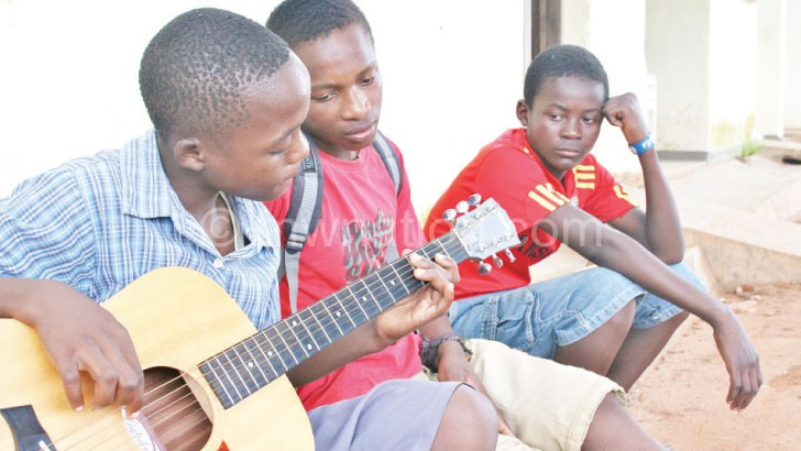 Students at Music Crossroads Academy in Lilongwe will benefit from the scholarships