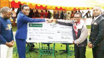 Namadingo bails out needy student