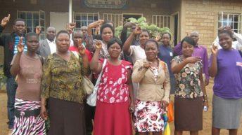 Montfort College drills medical staff in sign language