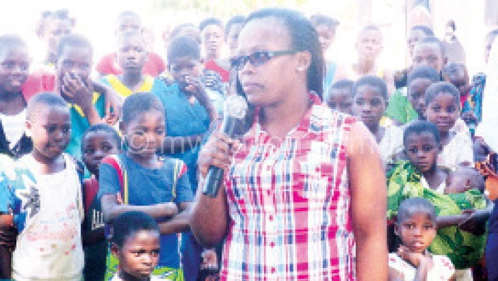 Warned against early marriages: Mzunga