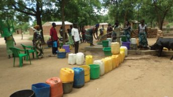 Water for People eyes potable water for all in BT, CK by 2020