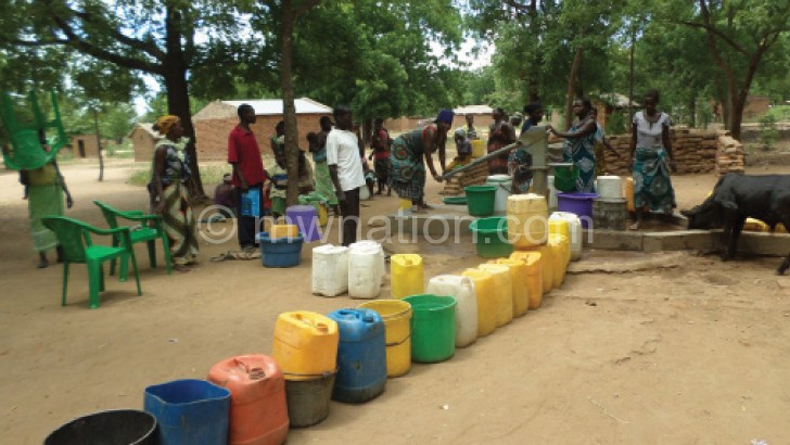 Soon, water shortages will be a thing of the past in Chitipa