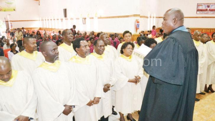 Chimpeni discharges the facilitators