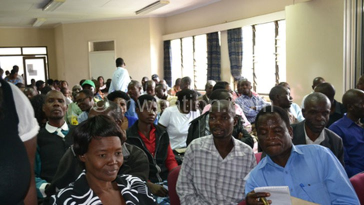 I SACCO AGM | The Nation Online
