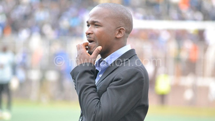 Pofera-Jegwe: I have only been in charge for three months