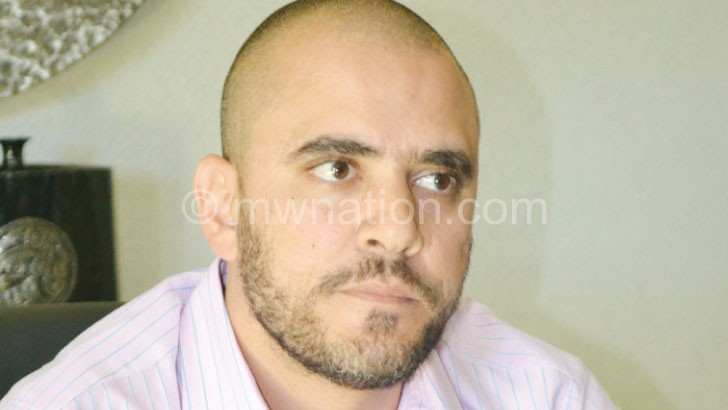 Kalaitzis: We are not involved in the politics