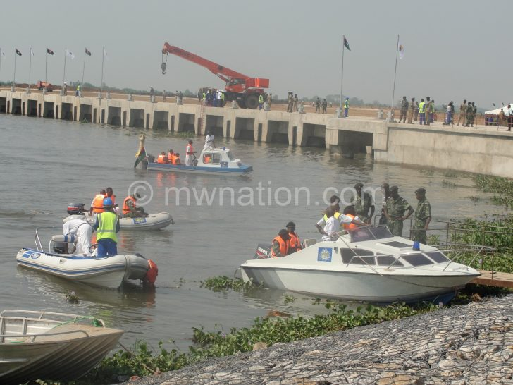 Nsanje port with boats e1467386137148 | The Nation Online