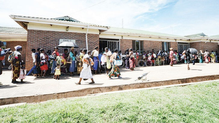 Health Crisis: Poor Malawians have been the most affected by Cashgate