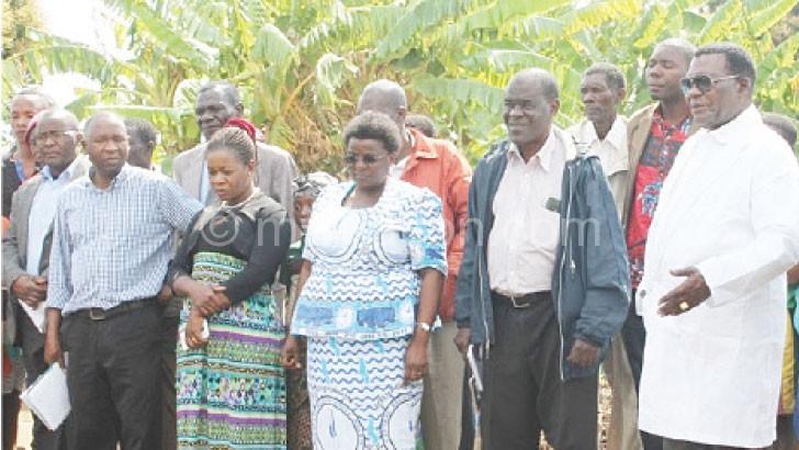 Govt hails Zomba  irrigation initiative