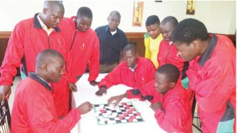 Draughts squad leaves for African Championships