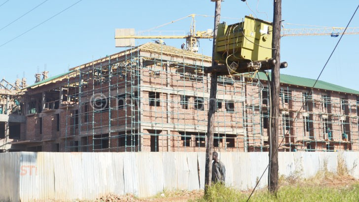 China trains Malawi in construction, planning