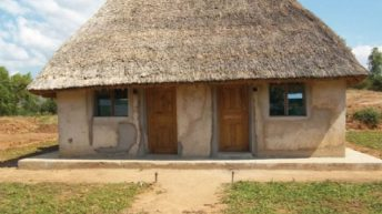 With trees disappearing, Malawi turns to earth bag houses