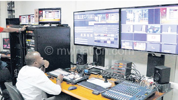 Going digital: Most countries have dumped analogue signal for digital Tv